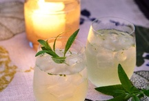 yum: drinks (alcoholic & non-) / by Karen Ward