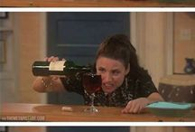 Yep, Thats Me. / Wine, laziness, humor / by Rachel Ross