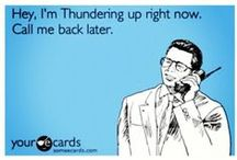 Thunder and other Favorite Sports / by Mary Chapman