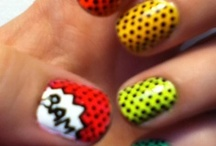 Beauty tips  / Nail art, makeup looks, hairstyles cut and color. All things beauty / by Tamara Herrera