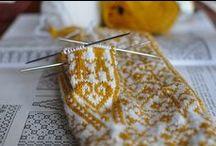 Knitting / by Tamara Herrera