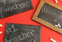 Gifts for Teachers/School / by Monica Quidas