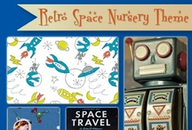 Nursery Ideas / Ideas for our space-themed nursery for our little boy due June 2013. / by Keiko Zoll
