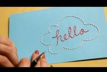 HOLIDAY CARDS / What has two thumbs and loves handmade cards? / by K E I K O · Z O L L