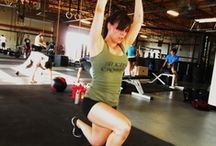 Workout fiend: the workouts / by Karen Ward