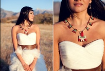 1 Native American Wedding / Subtley and elegantly native american in style - Basically feathers, fringe and dream catchers / by Raven Daniels