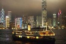 Hong Kong / The best sights to see, places to eat, and things to do in Hong Kong.