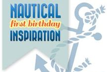 1ST BIRTHDAY / Planning ideas for my little man's first birthday in May 2014! / by K E I K O · Z O L L