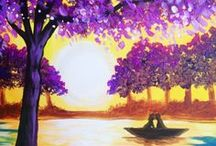 Date Night / Date night painting and date night ideas for you and your special someone.