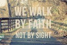 #faith / by Courtney Baylie