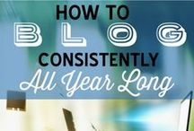 BLOGGING & WRITING / Tips and resources for blogging and writing / by K E I K O · Z O L L