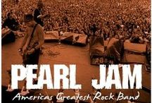 For My Pearl Jam Obsession / by Tamytha Jenkins