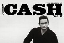 Johnny Cash / The legendary Man in Black: Johnny Cash. Rebel, outlaw, outsider, country man.