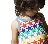 Kids Clothes | Rainbow / Organic Cotton Kids clothes in all the colours of the rainbow. Gender Neutral because we don't care.