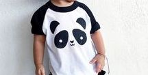 Kids Clothes | Monochromatic / Monochrome Organic Kids Clothes from Brands like Maxomorra and Whistle & Flute. You can be fun and ethical! Organic Cotton Kids Clothes.