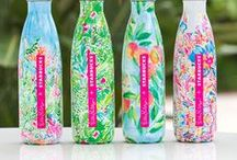 Lilly Pulitzer x S'well / Introducing our new Limited Edition collaboration with Lilly Pulitzer and Starbucks