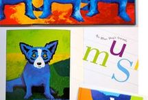 Children's books about Art! /