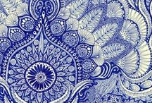 Patterns and Textiles / by Lissa Bair