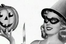 vintage...retro...halloween... / by Jacquie Jeffery