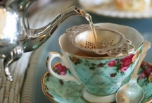 afternoon tea... / by Jacquie Jeffery