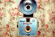 cameras... / by Jacquie Jeffery