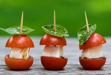 food...appetizers... / by Jacquie Jeffery