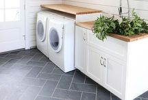 laundry room / by Mandy Page