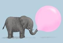 me ❤ elephants