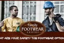 Shoes and News / Family Footwear Center's blog is an excellent read for anyone who is interested in topics about footwear and beyond. From new fashion shoes, boot and sandal styles to the technical aspects of work boots, foot problems and family fun our blog will keep you coming back for more.  Read on Shoes and News Followers!