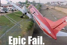 Epic Fail / by Muhammad Arshad Ch