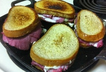 Sandwiches / I love sandwiches so why not share some of my creations or sandwiches that I think you'd enjoy.