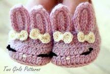 Crochet - 1 of 4 misc. / Crochet - learning techniques,  patterns,  and ideas / by Rachel Hernandez