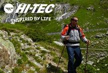 """Hi-Tec / Hiking boots and shoes for the entire family available from Family Footwear Center.  A top notch hiking brand based in Portland, Oregon. """"Inspired By Life"""""""