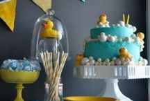 Baby Shower Ideas / by Erin Mowry