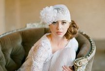 Bridal Styled Shoot / Three different looks for my upcoming styled shoot Modern Elegance - Vintage - Bohemian