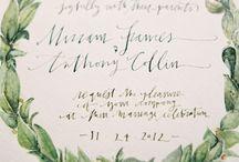 Invitations & Save-the-Dates