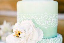 Wedding Cakes & Treats / The yummiest part of a wedding