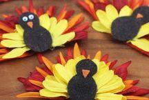 Turkey Day!!! / by Terrilynn Michel-Welbaum