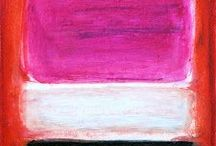 Rothko / Art Projects for Kids | Art Lesson Plans | Crafts for Kids | Painted Paper Art
