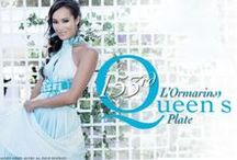 L'Ormarins Queen's Plate 2014 / Shop all things Blue and White on style36.co.za to get the perfect look for the 2014 L'Ormarins Queen's Plate