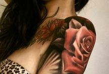 Ink me / my tattoo / by Valerie Cahill