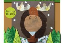 Woodland Wonders / Art Projects for Kids