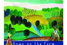 Grant Wood / Art Projects for Kids | Art Lesson Plans | Crafts for Kids | Grant Wood Art Lessons | Painted Paper Art