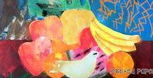 Frida Kahlo / Art Projects for Kids