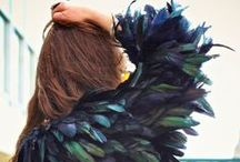 Full Feather ✽ / Vesture that would reflect who I am. / by Lia Hunter
