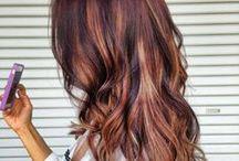 Hair & Make Up / by Kayla Carman