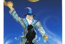 Tarot Magician Cards