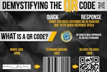 007 QR Codes Usage / The power of QR codes in marketing
