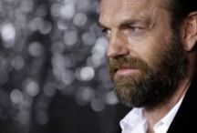 Hugo Weaving / A board about the amazing Hugo Weaving, an incredible aussie actor =)