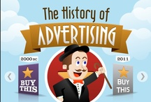 007 Advertising Trends / Tons of infographics on advertising.